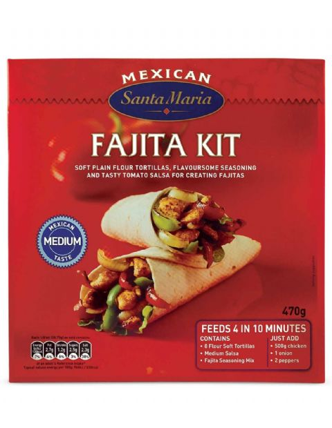 Fajita Kit Medium
